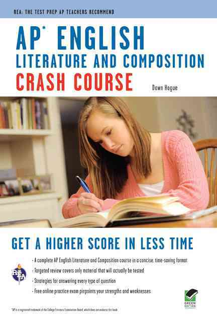 AP English Literature and Composition Crash Course By Houge, Dawn